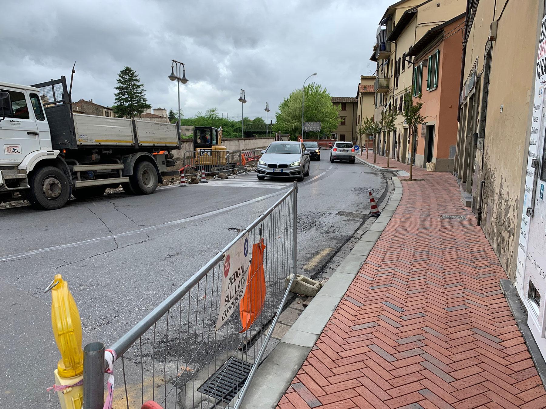 Comune Empoli - Ciclopista dell'Arno Empoli - Montelupo Fiorentino 2° stralcio